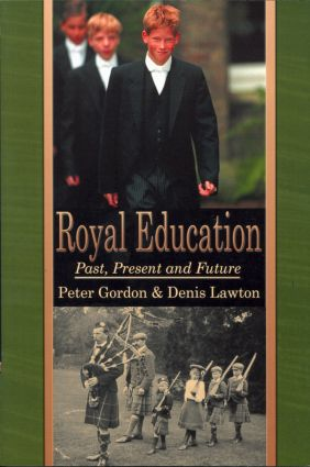 Royal Education: Past, Present and Future (Paperback) book cover