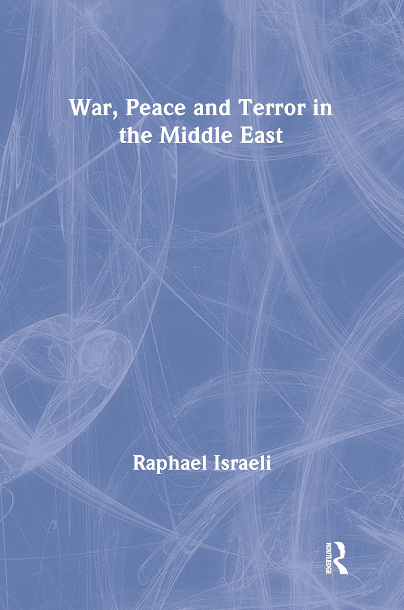 War, Peace and Terror in the Middle East (Paperback) book cover