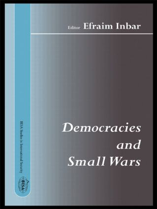 Democracies and Small Wars (Paperback) book cover