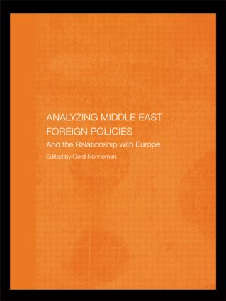 Analysing Middle East Foreign Policies