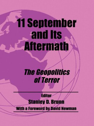 11 September and its Aftermath: The Geopolitics of Terror (Paperback) book cover