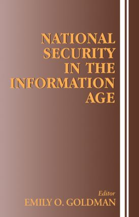 National Security in the Information Age: 1st Edition (Paperback) book cover