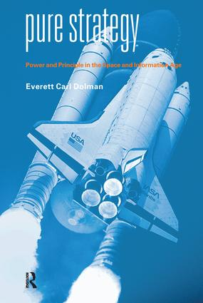 Pure Strategy: Power and Principle in the Space and Information Age (Paperback) book cover