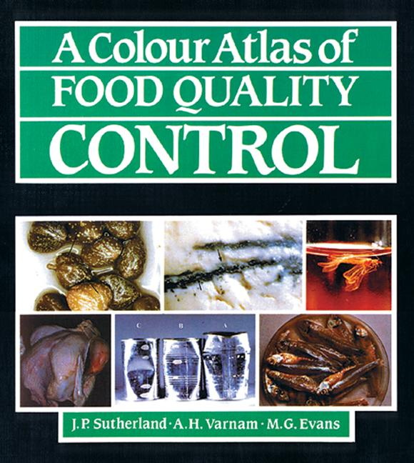 Colour Atlas of Food Quality Control: 1st Edition (Hardback) book cover
