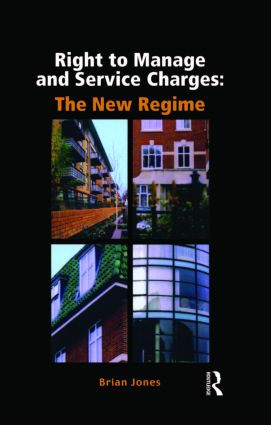 Right to Manage & Service Charges book cover