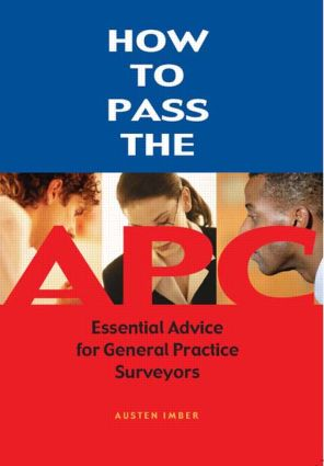 How to pass the APC (Paperback) book cover
