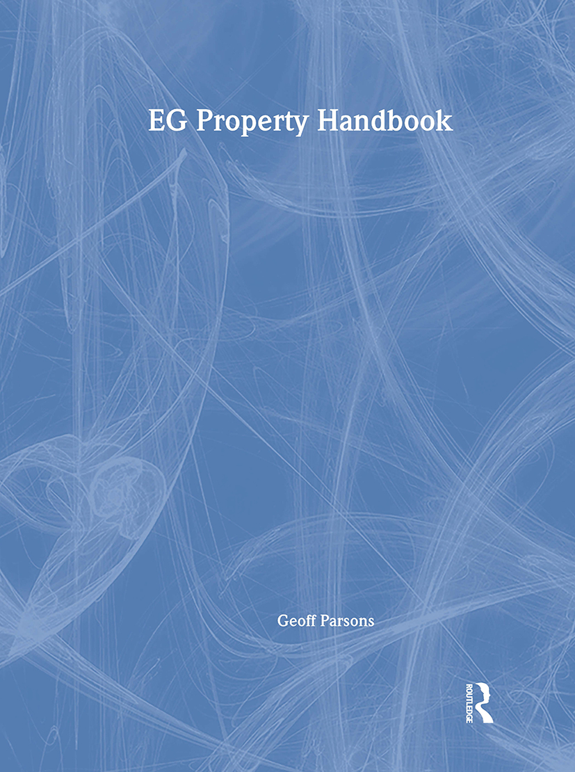 EG Property Handbook book cover