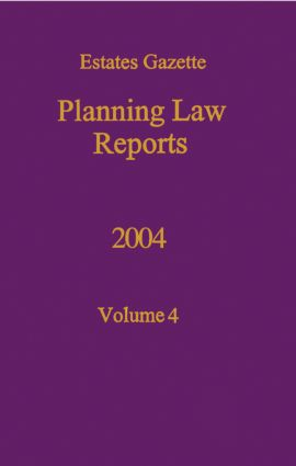 PLR 2004 (Hardback) book cover