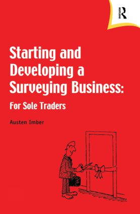 Starting and Developing a Surveying Business (Paperback) book cover