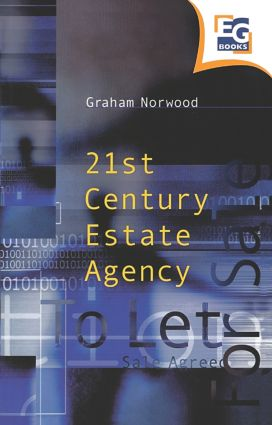 Twenty-First Century Estate Agency (Paperback) book cover