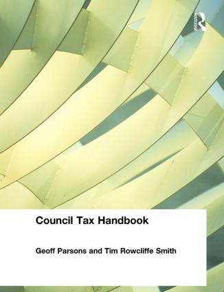 Council Tax Handbook book cover