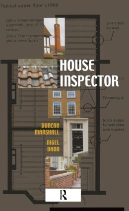 House Inspector book cover