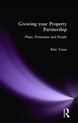 Growing your Property Partnership: Plans, Promotion and People (Paperback) book cover