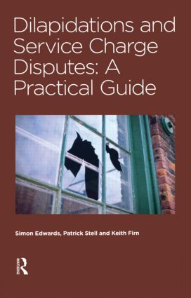 Dilapidations and Service Charge Disputes book cover