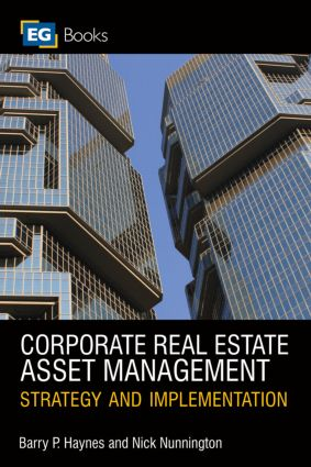 Corporate Real Estate Asset Management (Paperback) book cover