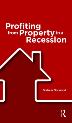 Profiting from Property in a Recession (Paperback) book cover