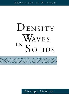 Density Waves In Solids