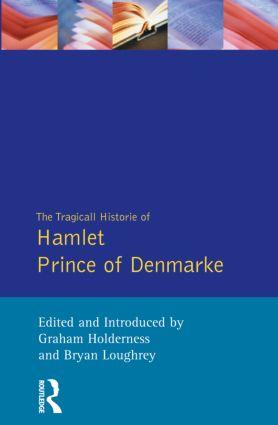 Hamlet - The First Quarto (Sos): 1st Edition (Paperback) book cover