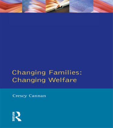 Changing Families: 1st Edition (Paperback) book cover