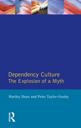 Dependency Culture book cover