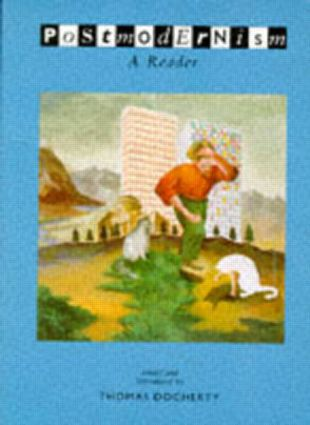 Postmodernism: A Reader, 1st Edition (Paperback) book cover