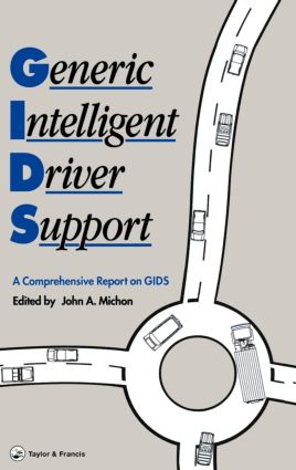 Generic Intelligent Driver Support: 1st Edition (Hardback) book cover