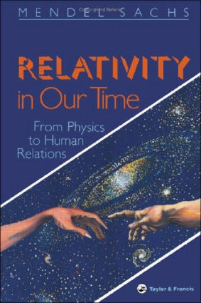 Relativity In Our Time: 1st Edition (Paperback) book cover