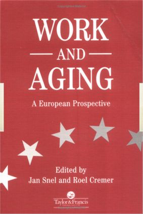 Work and Aging: A European Prospective, 1st Edition (Paperback) book cover