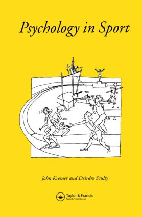 Psychology In Sport: 1st Edition (Paperback) book cover
