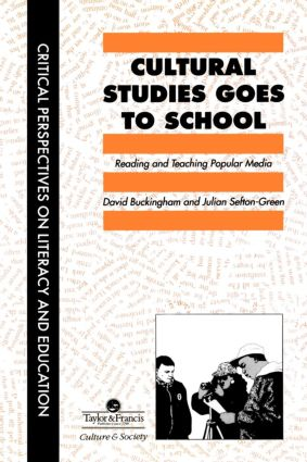 Cultural Studies Goes To School (Paperback) book cover
