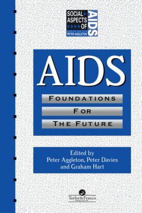 AIDS: Foundations For The Future: 1st Edition (Paperback) book cover