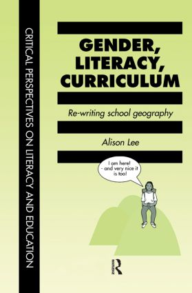 Gender Literacy & Curriculum: 1st Edition (Paperback) book cover