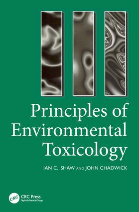 Principles of Environmental Toxicology: 1st Edition (Paperback) book cover