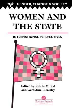 Women And The State: International Perspectives (Paperback) book cover