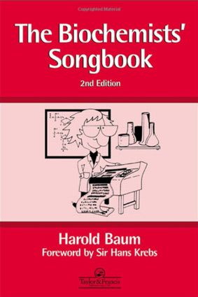 Biochemists' Song Book: 1st Edition (Paperback) book cover