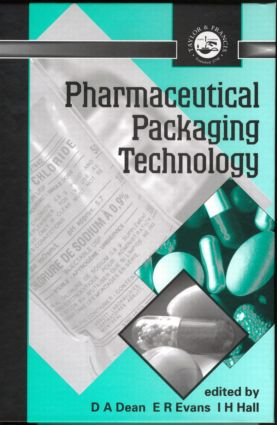 Pharmaceutical Packaging Technology: 1st Edition (Hardback) book cover