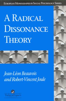 A Radical Dissonance Theory (Paperback) book cover
