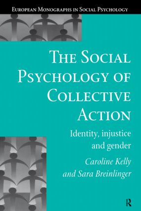 The Social Psychology of Collective Action (Paperback) book cover