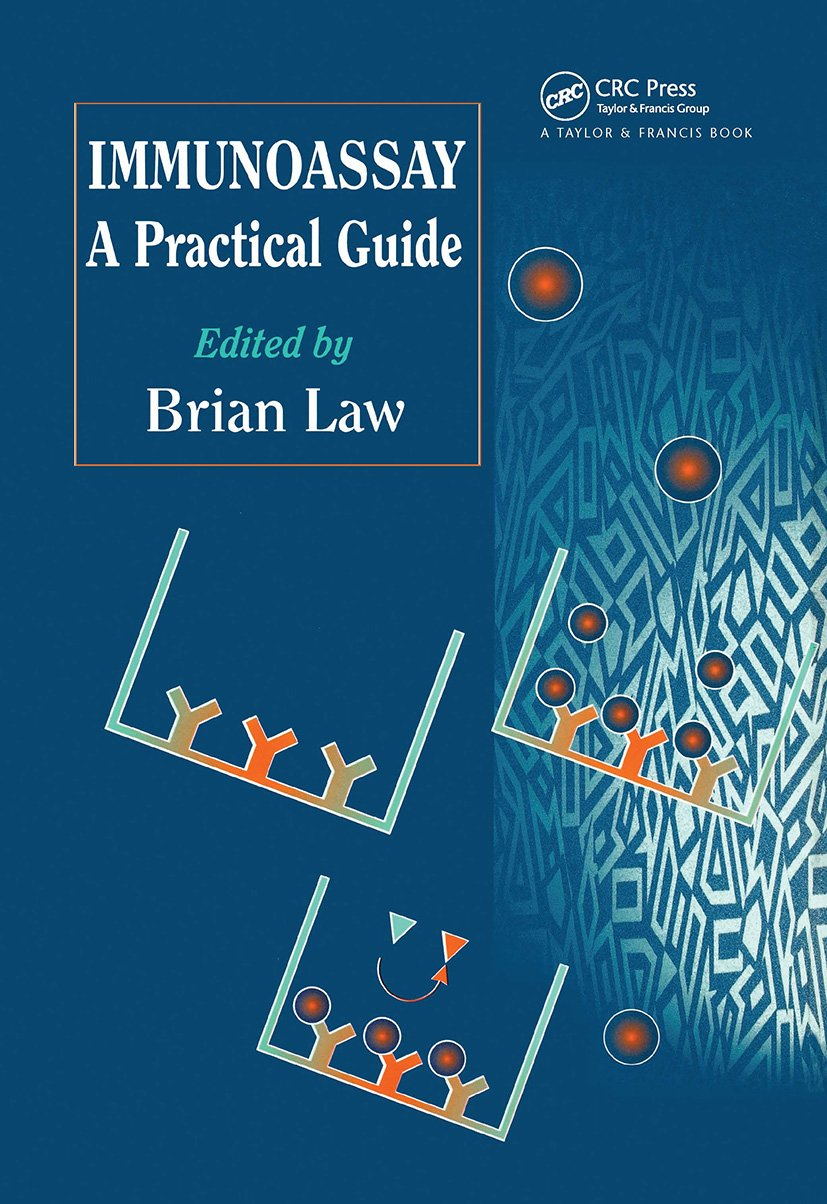 Immunoassay: A Practical Guide, 1st Edition (Hardback) book cover