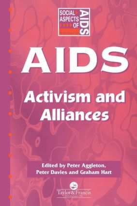 AIDS: Activism and Alliances book cover