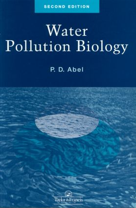 Water Pollution Biology: 2nd Edition (Paperback) book cover