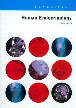 Human Endocrinology: 1st Edition (Paperback) book cover
