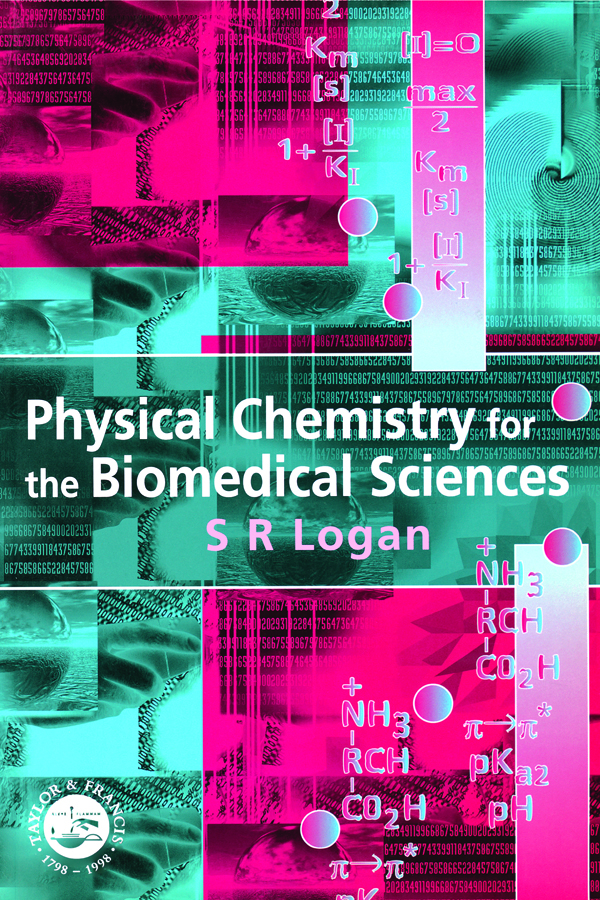 Physical Chemistry for the Biomedical Sciences: 1st Edition (Paperback) book cover