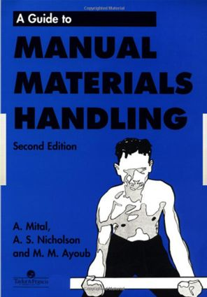 Guide to Manual Materials Handling: 2nd Edition (Hardback) book cover