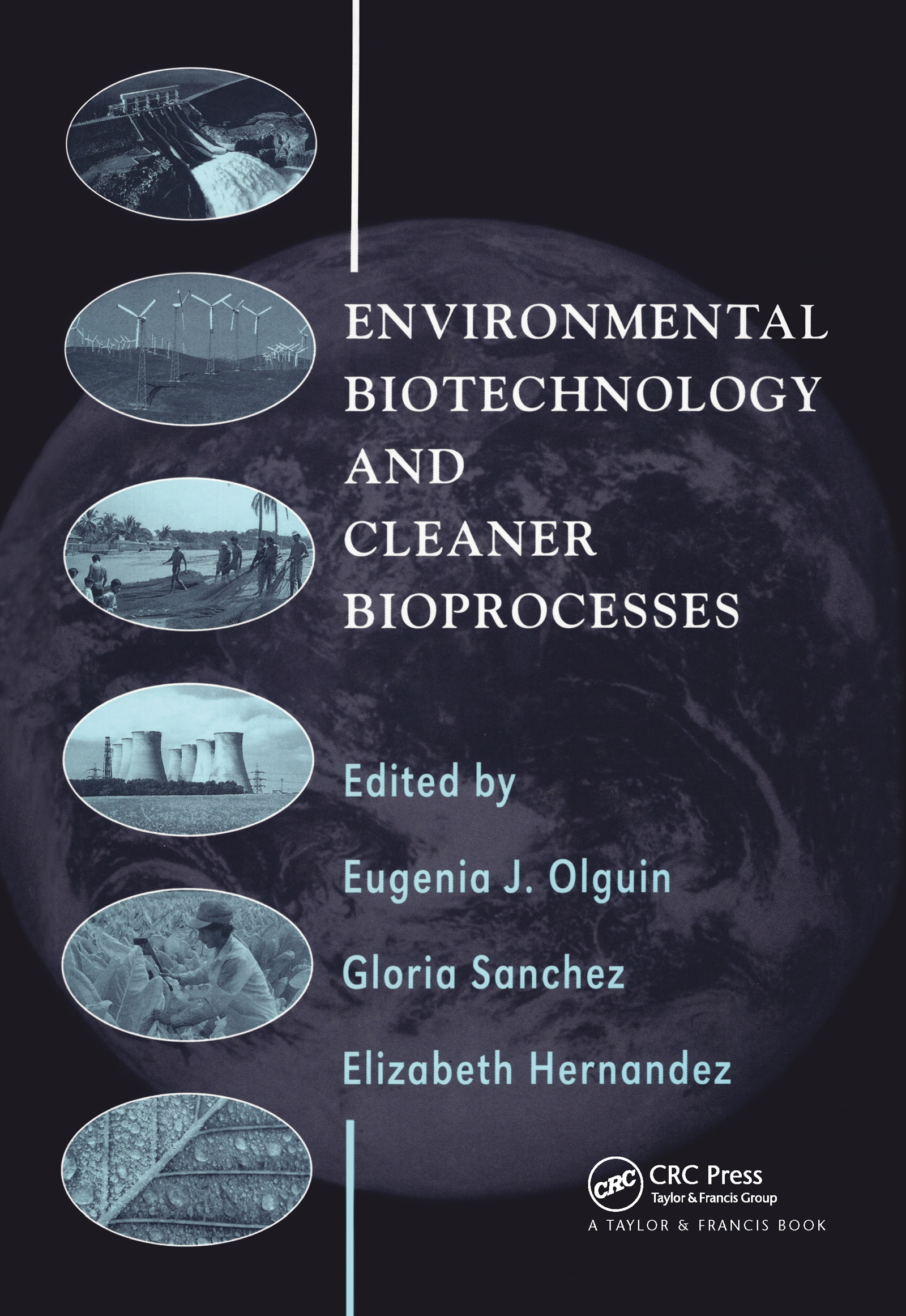 Environmental Biotechnology and Cleaner Bioprocesses: 1st Edition (Hardback) book cover