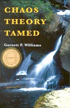 Chaos Theory Tamed: 1st Edition (Hardback) book cover