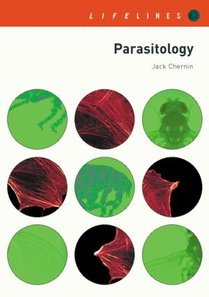 Parasitology: 1st Edition (Paperback) book cover