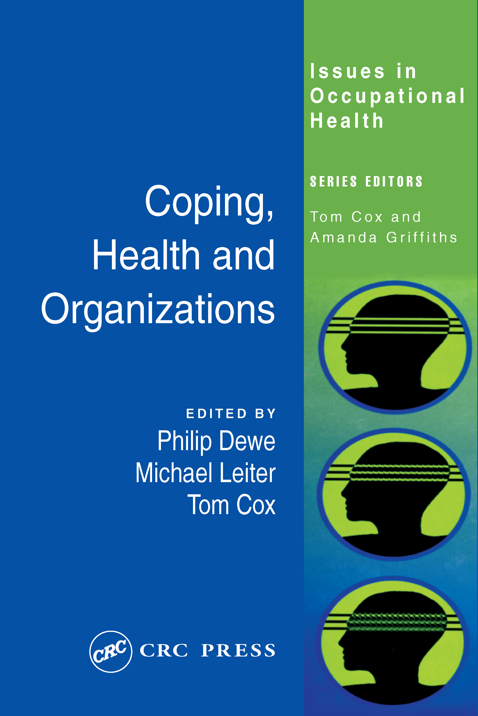 Coping, Health and Organizations (Hardback) book cover