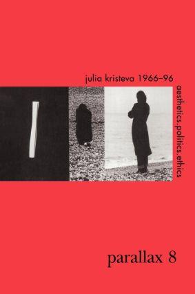 Julia Kristeva: 1st Edition (Paperback) book cover