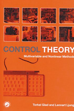 Control Theory: 1st Edition (Paperback) book cover